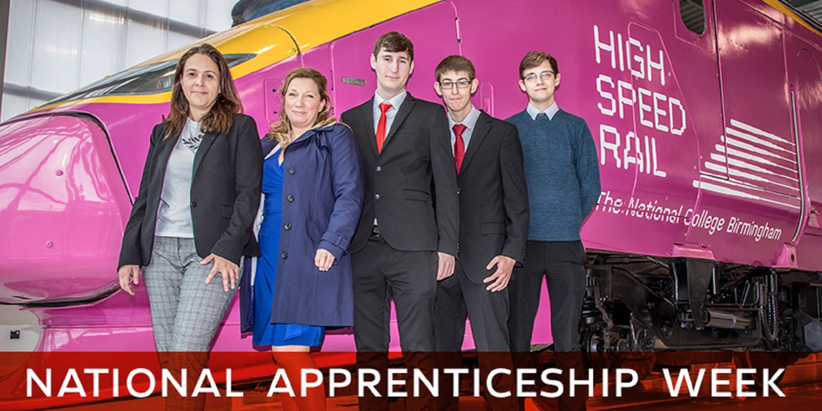 SYSTRA Job Share: National Apprenticeship Week 2019