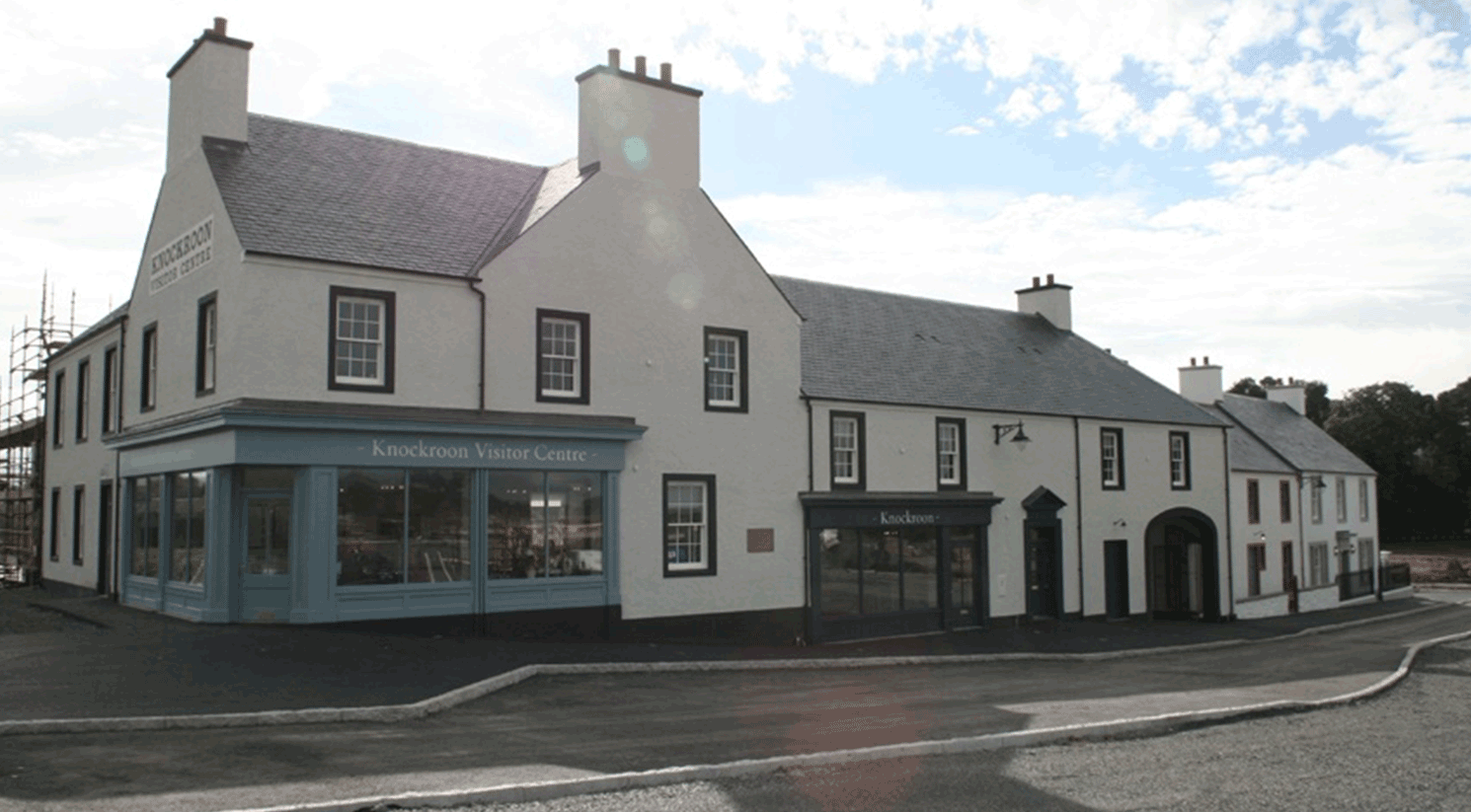 Knockroon Development - Cumnock